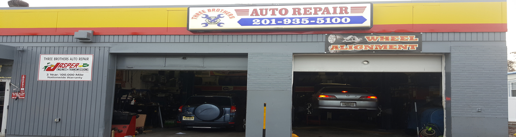 Three brothers auto repair expert auto repair east rutherford get a quote solutioingenieria Gallery